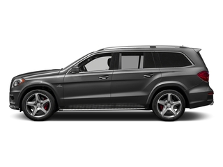 Steel Gray Metallic 2016 Mercedes-Benz GL Pictures GL Utility 4D GL63 AMG 4WD V8 photos side view