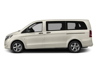 Mountain Crystal White Metallic 2016 Mercedes-Benz Metris Passenger Van Pictures Metris Passenger Van Passenger Van photos side view
