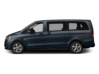 Navy Blue 2016 Mercedes-Benz Metris Passenger Van Pictures Metris Passenger Van Passenger Van photos side view
