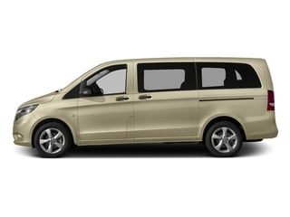 Pebble Gray 2016 Mercedes-Benz Metris Passenger Van Pictures Metris Passenger Van Passenger Van photos side view