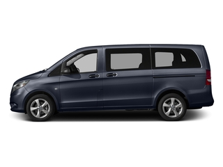 Cavansite Blue Metallic 2016 Mercedes-Benz Metris Passenger Van Pictures Metris Passenger Van Passenger Van photos side view