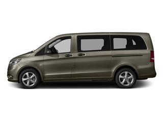 Indium Gray Metallic 2016 Mercedes-Benz Metris Passenger Van Pictures Metris Passenger Van Passenger Van photos side view