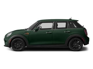 British Racing Green Metallic 2016 MINI Cooper Hardtop 4 Door Pictures Cooper Hardtop 4 Door Wagon 4D I3 Turbo photos side view