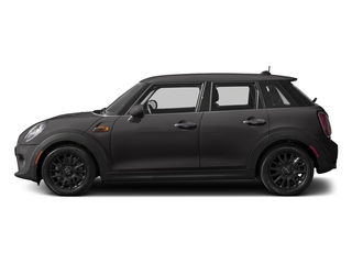 Iced Chocolate Metallic 2016 MINI Cooper Hardtop 4 Door Pictures Cooper Hardtop 4 Door Wagon 4D I3 Turbo photos side view