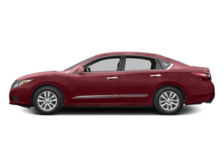 Cayenne Red 2016 Nissan Altima Pictures Altima Sedan 4D SV I4 photos side view