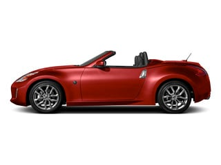 Magma Red 2016 Nissan 370Z Pictures 370Z Roadster 2D Touring Sport V6 photos side view