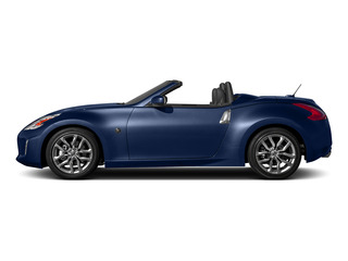 Deep Blue Pearl 2016 Nissan 370Z Pictures 370Z Roadster 2D Touring Sport V6 photos side view