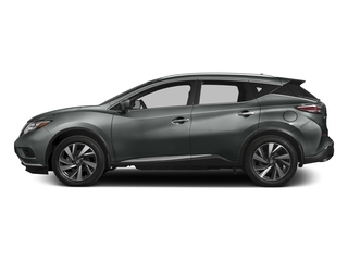 Gun Metallic 2016 Nissan Murano Pictures Murano Utility 4D SL 2WD V6 photos side view