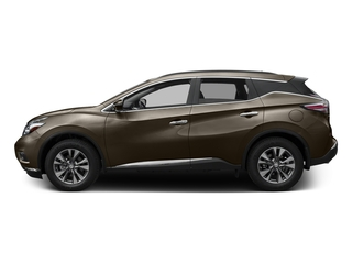 Java Metallic 2016 Nissan Murano Pictures Murano Utility 4D S AWD V6 photos side view