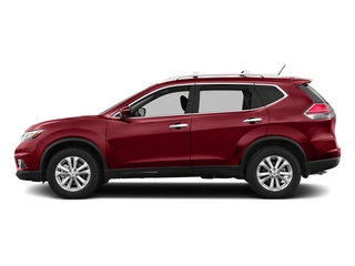 Cayenne Red 2016 Nissan Rogue Pictures Rogue Utility 4D SV AWD I4 photos side view
