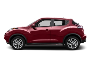 Red Alert 2016 Nissan JUKE Pictures JUKE Utlity 4D S 2WD I4 Turbo photos side view