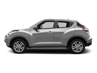 Brilliant Silver 2016 Nissan JUKE Pictures JUKE Utlity 4D S 2WD I4 Turbo photos side view
