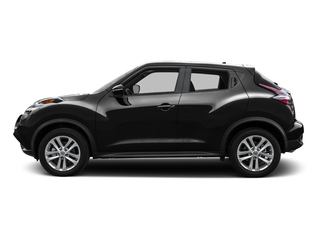 Super Black 2016 Nissan JUKE Pictures JUKE Utlity 4D S 2WD I4 Turbo photos side view
