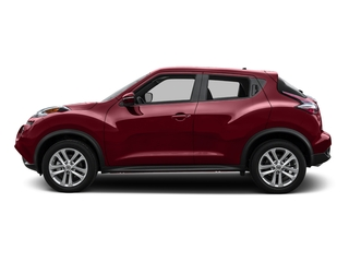 Cayenne Red 2016 Nissan JUKE Pictures JUKE Utlity 4D S 2WD I4 Turbo photos side view