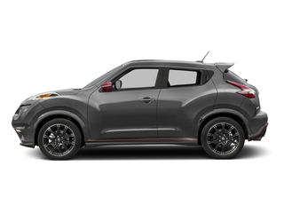 Brilliant Silver 2016 Nissan JUKE Pictures JUKE Utility 4D NISMO RS 2WD I4 Turbo photos side view