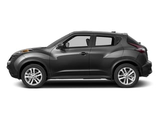 Super Black 2016 Nissan JUKE Pictures JUKE Utlity 4D SL AWD I4 Turbo photos side view