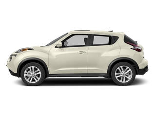 White Pearl 2016 Nissan JUKE Pictures JUKE Utlity 4D SL AWD I4 Turbo photos side view
