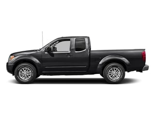 Magnetic Black 2016 Nissan Frontier Pictures Frontier King Cab SV 2WD photos side view