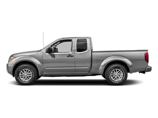Brilliant Silver 2016 Nissan Frontier Pictures Frontier King Cab SV 2WD photos side view