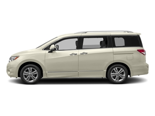 White Pearl 2016 Nissan Quest Pictures Quest Wagon 5D SL V6 photos side view