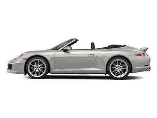 White 2016 Porsche 911 Pictures 911 Cabriolet 2D GTS H6 photos side view