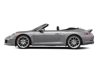 GT Silver Metallic 2016 Porsche 911 Pictures 911 Cabriolet 2D GTS H6 photos side view