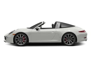 White 2016 Porsche 911 Pictures 911 Coupe 2D 4S Targa AWD photos side view