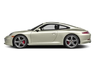 Carrera White Metallic 2016 Porsche 911 Pictures 911 Coupe 2D S H6 photos side view