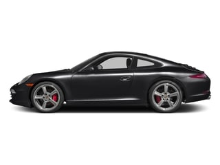 Black 2016 Porsche 911 Pictures 911 Coupe 2D S H6 photos side view