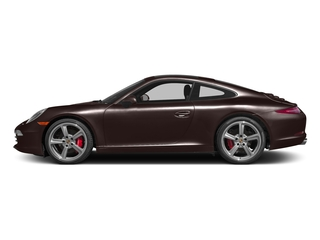 Mahogany Metallic 2016 Porsche 911 Pictures 911 Coupe 2D S H6 photos side view
