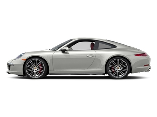 White 2016 Porsche 911 Pictures 911 Coupe 2D 4 GTS AWD H6 photos side view