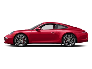 Guards Red 2016 Porsche 911 Pictures 911 Coupe 2D 4 GTS AWD H6 photos side view