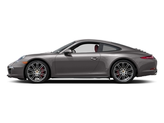 Agate Gray Metallic 2016 Porsche 911 Pictures 911 Coupe 2D 4 GTS AWD H6 photos side view