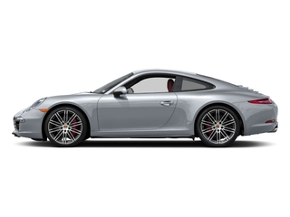 Rhodium Silver Metallic 2016 Porsche 911 Pictures 911 Coupe 2D 4 GTS AWD H6 photos side view