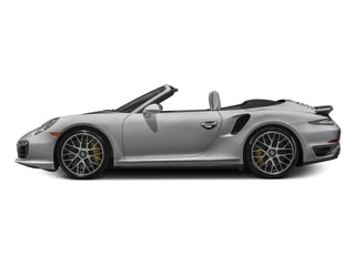 GT Silver Metallic 2016 Porsche 911 Pictures 911 Cabriolet 2D AWD H6 Turbo photos side view