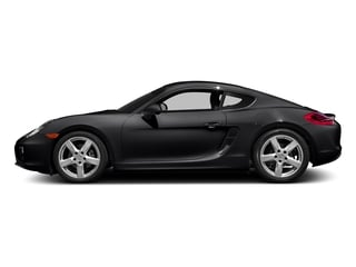 Black 2016 Porsche Cayman Pictures Cayman Coupe 2D H6 photos side view