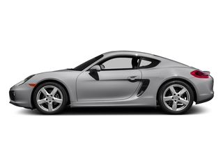 GT Silver Metallic 2016 Porsche Cayman Pictures Cayman Coupe 2D H6 photos side view