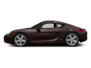 Mahogany Metallic 2016 Porsche Cayman Pictures Cayman Coupe 2D H6 photos side view