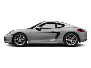 GT Silver Metallic 2016 Porsche Cayman Pictures Cayman Coupe 2D GTS H6 photos side view