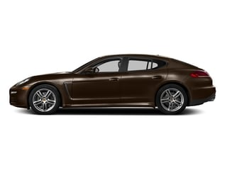 Chestnut Brown Metallic 2016 Porsche Panamera Pictures Panamera Hatchback 4D S Exec AWD V8 Turbo photos side view