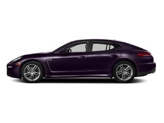 Amethyst Metallic 2016 Porsche Panamera Pictures Panamera Hatchback 4D S Exec AWD V8 Turbo photos side view