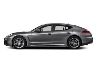 GT Silver Metallic 2016 Porsche Panamera Pictures Panamera Hatchback 4D 4 AWD H6 photos side view