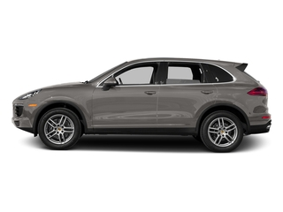 Meteor Gray Metallic 2016 Porsche Cayenne Pictures Cayenne Utility 4D AWD V6 T-Diesel photos side view