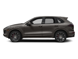 Meteor Gray Metallic 2016 Porsche Cayenne Pictures Cayenne Utility 4D GTS AWD V6 Turbo photos side view
