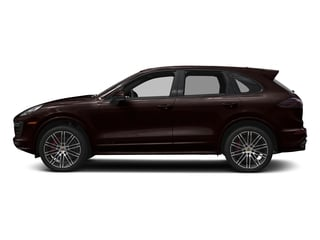 Mahogany Metallic 2016 Porsche Cayenne Pictures Cayenne Utility 4D GTS AWD V6 Turbo photos side view
