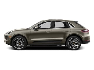 Palladium Metallic 2016 Porsche Macan Pictures Macan Utility 4D AWD V6 Turbo photos side view