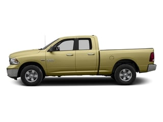 Light Cream 2016 Ram Truck 1500 Pictures 1500 Quad Cab Express 2WD photos side view