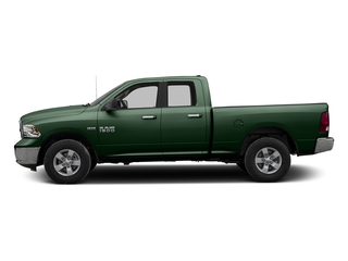 Timberline Green Pearlcoat 2016 Ram Truck 1500 Pictures 1500 Quad Cab Express 2WD photos side view