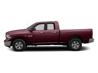 Delmonico Red Pearlcoat 2016 Ram Truck 1500 Pictures 1500 Quad Cab SLT 4WD photos side view