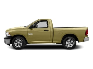 Light Cream 2016 Ram Truck 1500 Pictures 1500 Regular Cab SLT 2WD photos side view